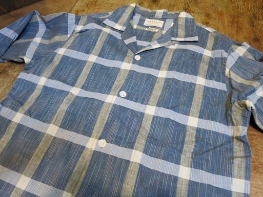 2月22日(土)入荷!50年代  PENNY\'S TOWNCRAFT  コットンシャツ!_c0144020_16501218.jpg
