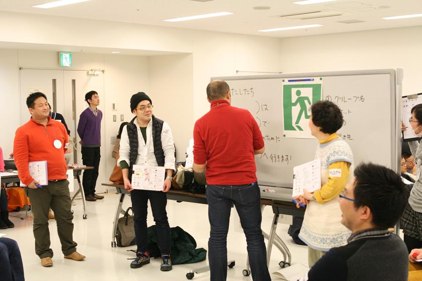 【青学WSD】14期生 卒業発表会イベント! WorkshopABC_a0197628_1853570.jpg