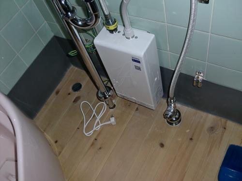廿日市市 T様邸・トイレ手洗い工事_d0125228_0124312.jpg