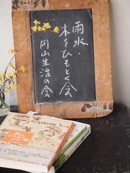 雨水(うすい)・本をひもとく会-終えて_d0145345_1585935.jpg