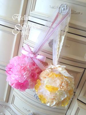 Ruffled Ball Bouquet*_f0017548_19515685.jpg