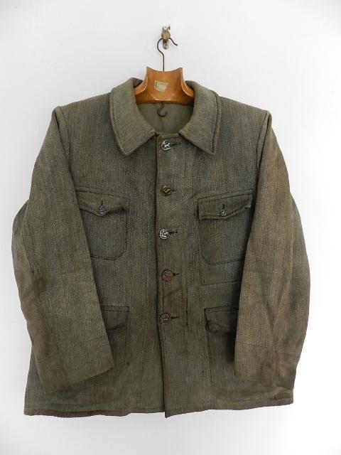 French vintage hunting jacket_f0226051_13102134.jpg