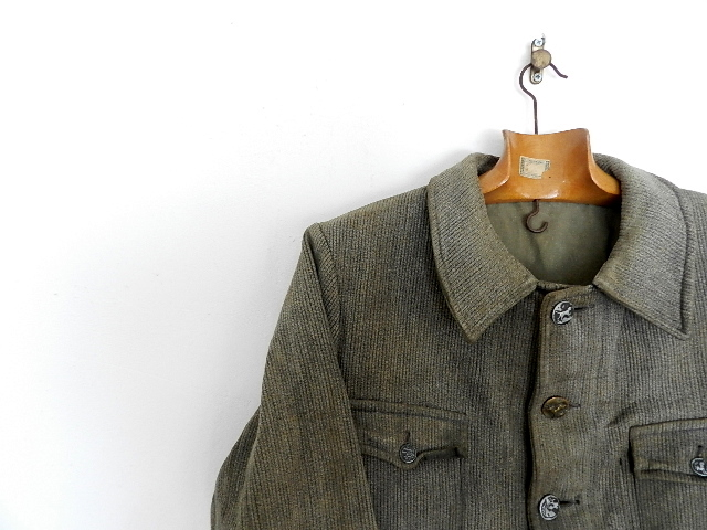 French vintage hunting jacket_f0226051_13103865.jpg