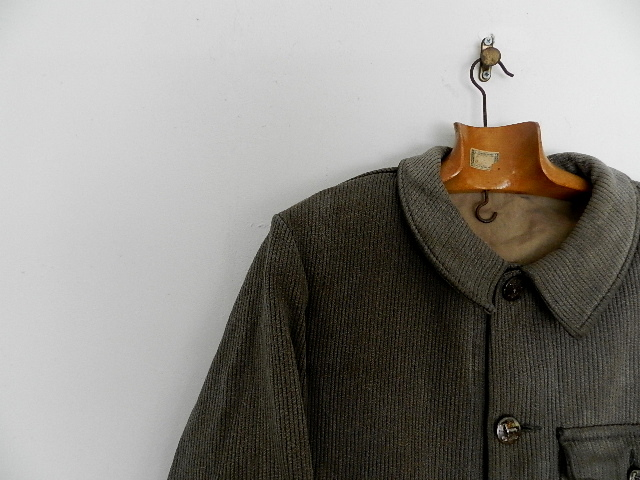 French vintage hunting jacket_f0226051_13121977.jpg