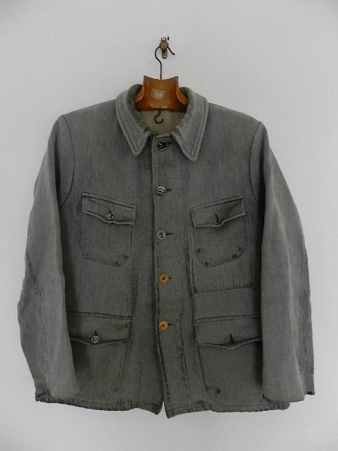 French vintage hunting jacket_f0226051_1363297.jpg