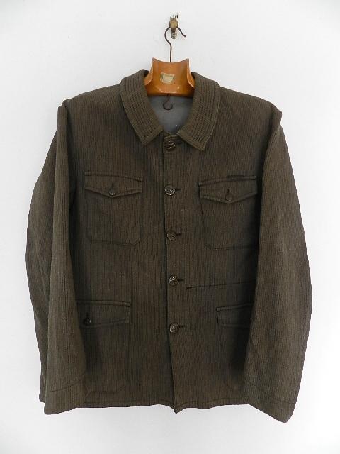 French vintage hunting jacket_f0226051_1384129.jpg