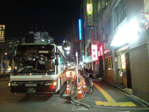 今年の春節は中国客が戻ってきました(ツアーバス路駐台数調査 2014年2月)_b0235153_942696.jpg