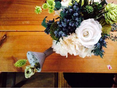 お店Open➕結婚お祝い_e0167471_1056467.jpg