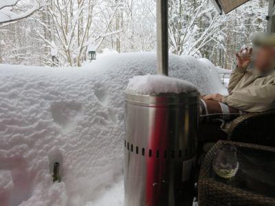 観測史上最高の積雪量となった雪の日 (part3)_d0133485_16392916.jpg