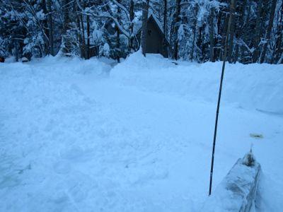 観測史上最高の積雪量となった雪の日 (part3)_d0133485_1703044.jpg