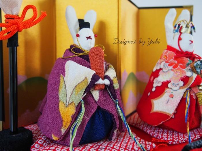今年も出しました。手作りウサギ雛♪_b0313387_03105282.jpg