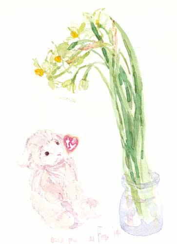 小さな春 20_d0115092_2034124.jpg