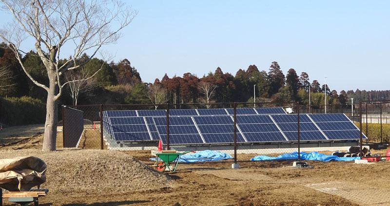 東金ダム湖畔の太陽光発電所_b0114798_172284.jpg