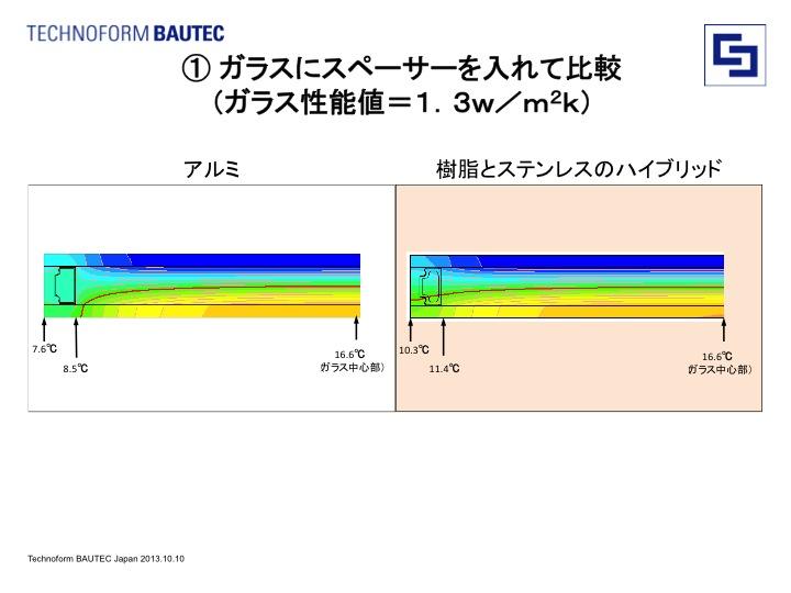 窓の性能:窓から結露をなくする 2_e0054299_9433877.jpg
