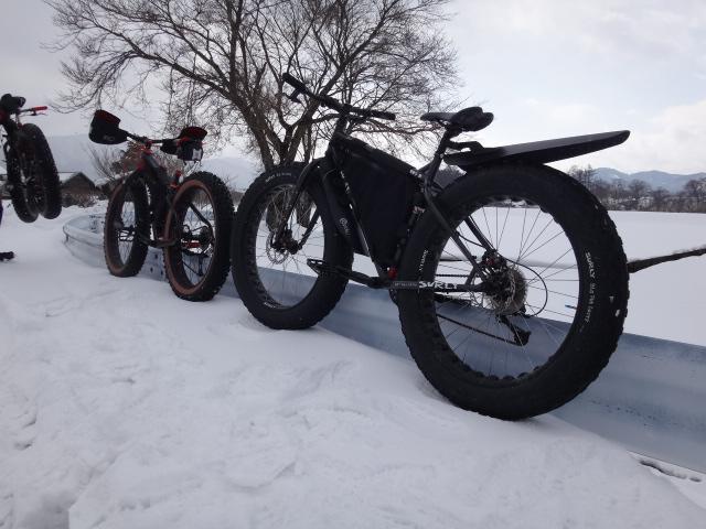 ファットバイクで雪遊び 2014年2月_c0132901_2052373.jpg