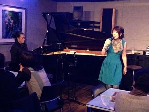 Duo at Jazz工房Nishimura♪2014.2.15_c0139321_18362041.jpg