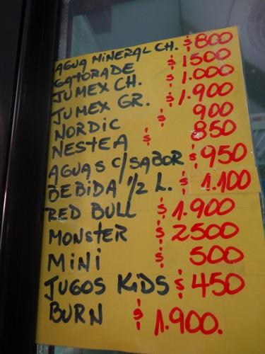 イースター島の物価はどのくらい!?★もう嫌だ!(イースター島,チリ)_e0182138_1474633.jpg