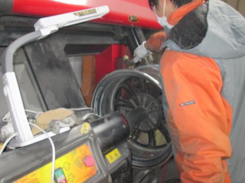 ホイールの修理は当店に任せてください!  S・D-76  北海道札幌北広島_a0196542_21135182.jpg