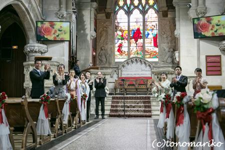 結婚式と家族と旅行とドキドキとワクワクと♪_c0024345_22314833.jpg