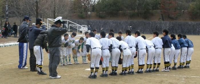 Bチーム 2月22日(土) 今年初の練習試合_b0296154_2140550.jpg