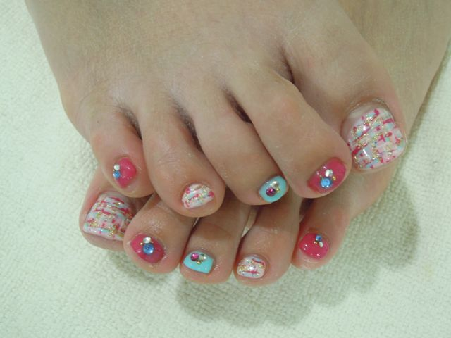 Tweeds Foot Nail_a0239065_16826100.jpg