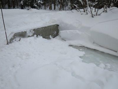 観測史上最高の積雪量となった雪の日 3日目_d0133485_14143969.jpg