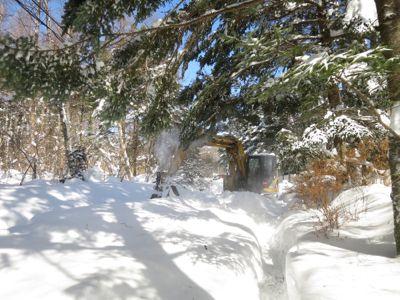 観測史上最高の積雪量となった雪の日 3日目_d0133485_15335326.jpg