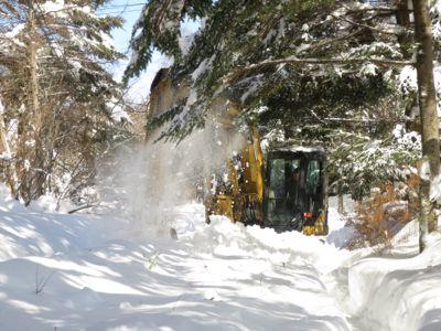 観測史上最高の積雪量となった雪の日 3日目_d0133485_15341626.jpg