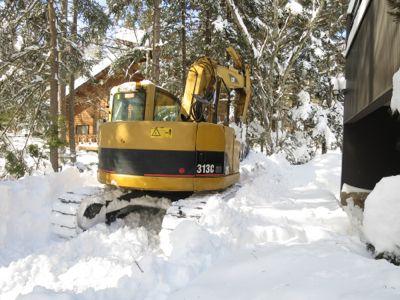 観測史上最高の積雪量となった雪の日 3日目_d0133485_15355284.jpg