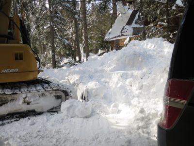 観測史上最高の積雪量となった雪の日 3日目_d0133485_1536163.jpg
