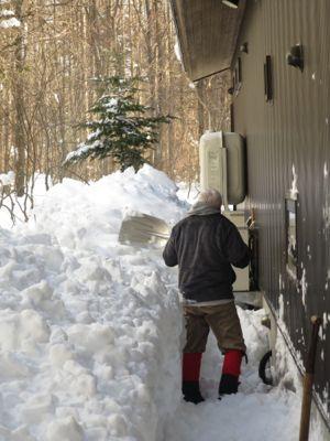 観測史上最高の積雪量となった雪の日 3日目_d0133485_1541295.jpg