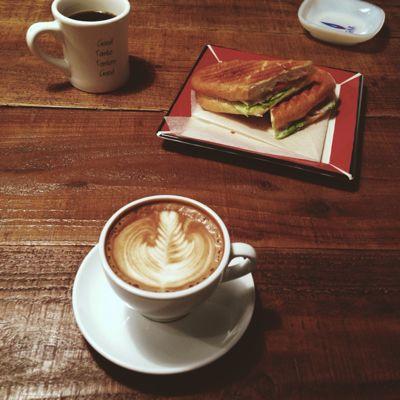 GRANKNOT Coffee (大阪市)_a0117193_4315944.jpg