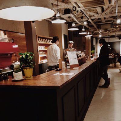 GRANKNOT Coffee (大阪市)_a0117193_432222.jpg