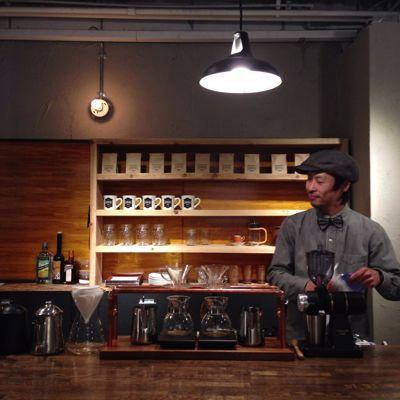 GRANKNOT Coffee (大阪市)_a0117193_432249.jpg