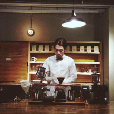 GRANKNOT Coffee (大阪市)_a0117193_432355.jpg