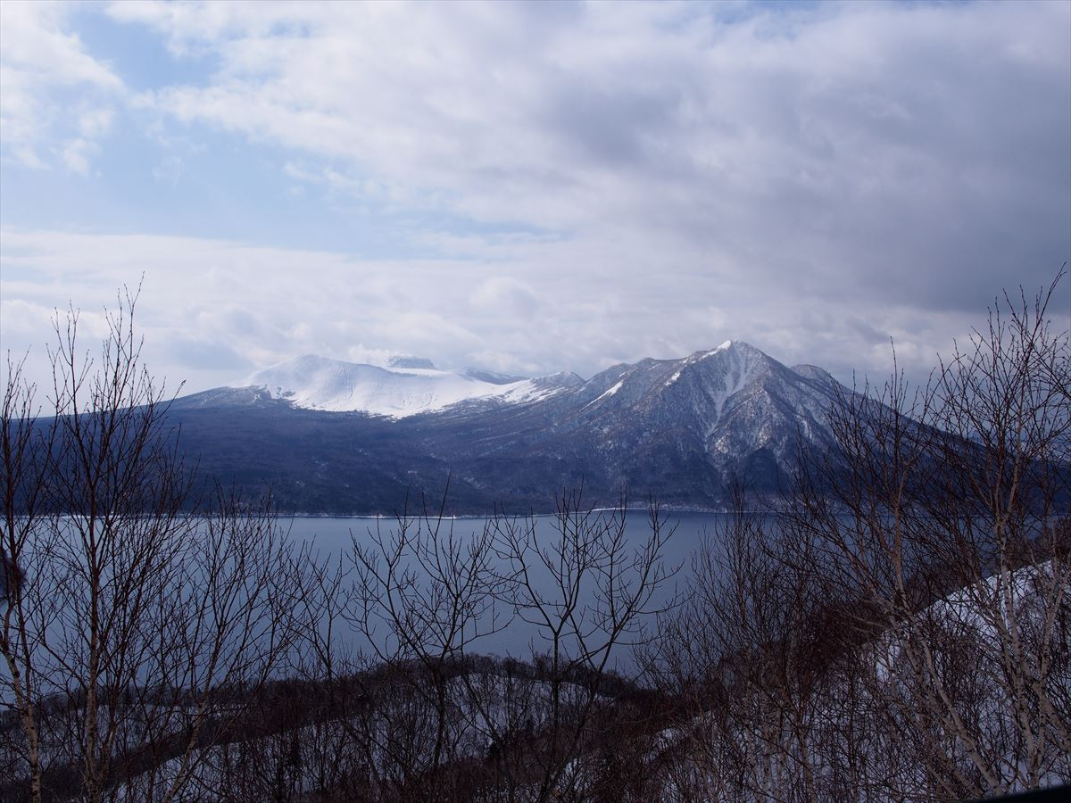 息子たちと紋別岳へ 2014.2.23_a0145819_16315718.jpg