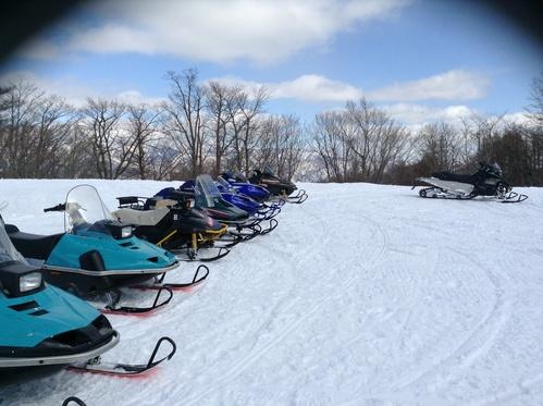 冬のイベント雪山へ_b0123820_2123692.jpg
