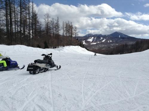 冬のイベント雪山へ_b0123820_2142967.jpg