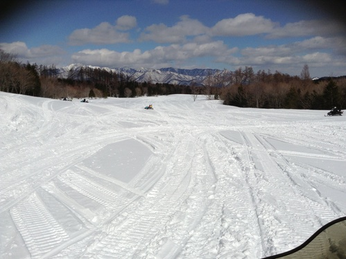 冬のイベント雪山へ_b0123820_2145240.jpg