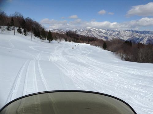 冬のイベント雪山へ_b0123820_2151710.jpg