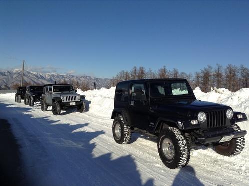 冬のイベント雪山へ_b0123820_2154434.jpg