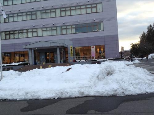 冬のイベント雪山へ_b0123820_2174330.jpg