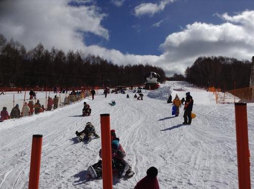 冬のイベント雪山へ_b0123820_6261653.jpg