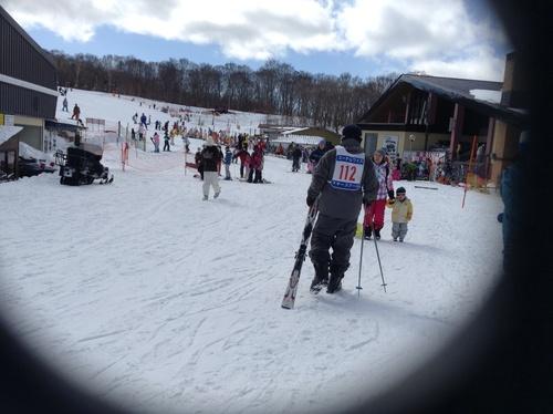 冬のイベント雪山へ_b0123820_6281258.jpg