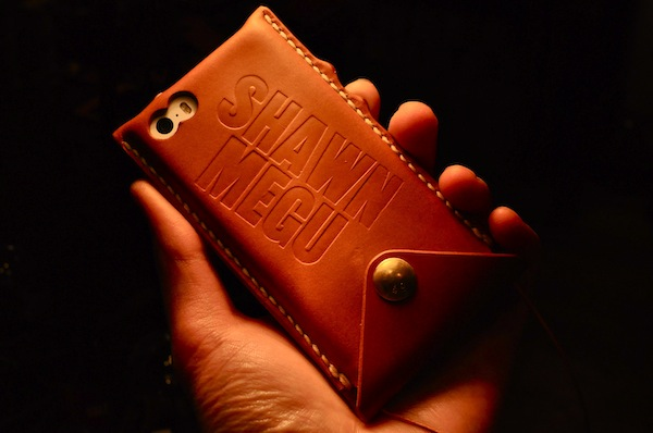 iphone 5s leather cover_b0172633_2135295.jpg