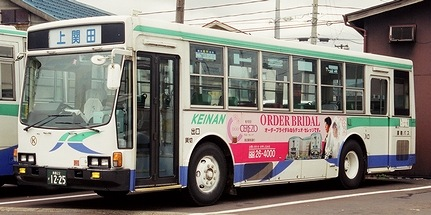 頸南バス いすゞP-LV314K +IK_e0030537_2301685.jpg