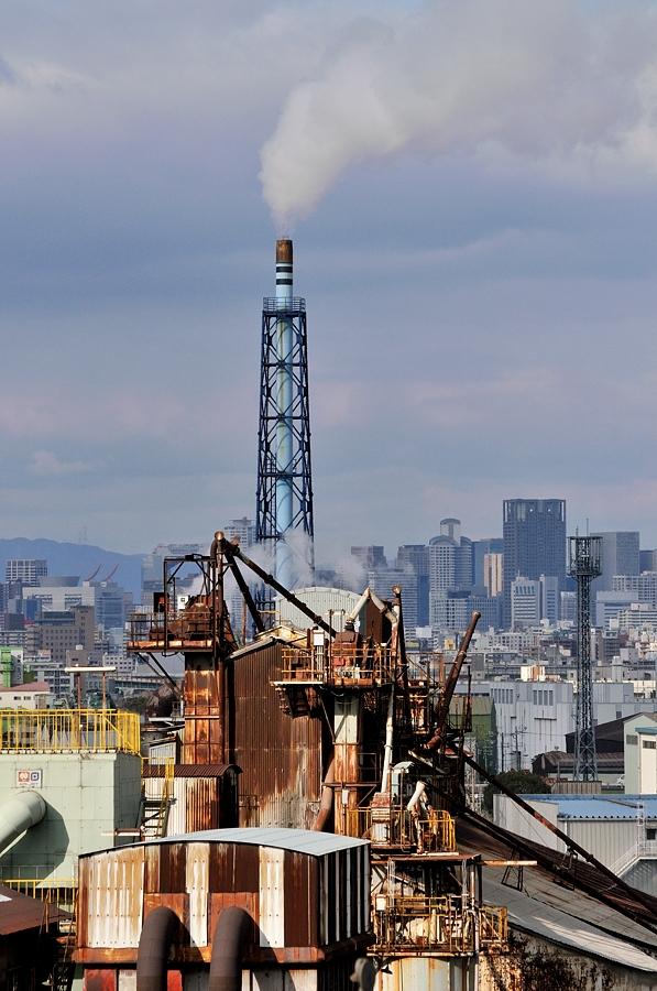 阪神工業地帯「大阪市大正区」-1/4_d0148541_19391941.jpg