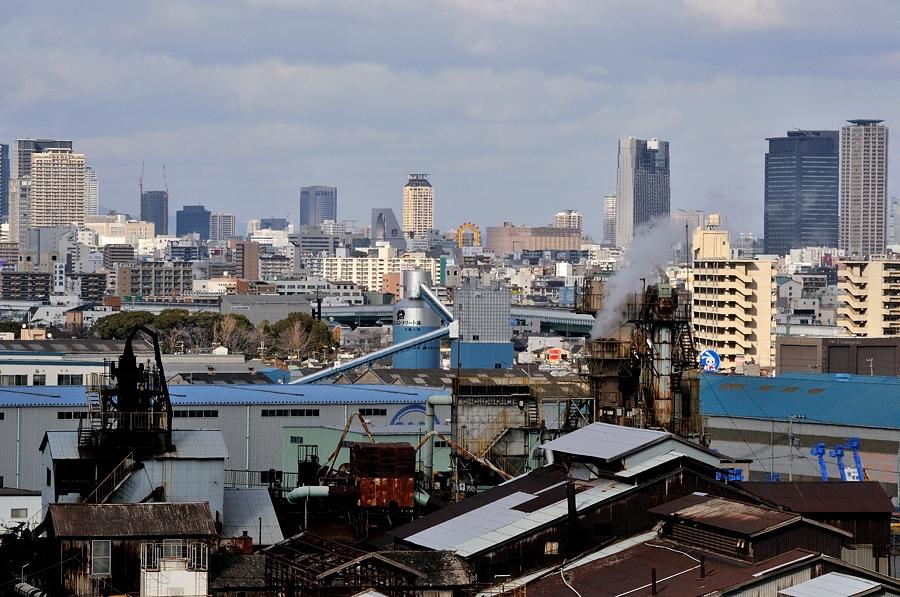 阪神工業地帯「大阪市大正区」-1/4_d0148541_19412527.jpg