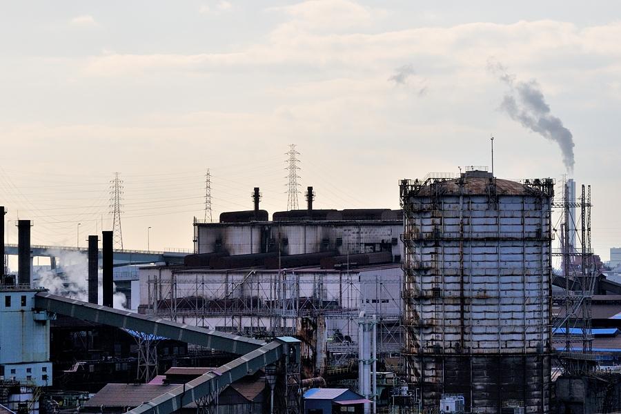 阪神工業地帯「大阪市大正区」-1/4_d0148541_19422358.jpg