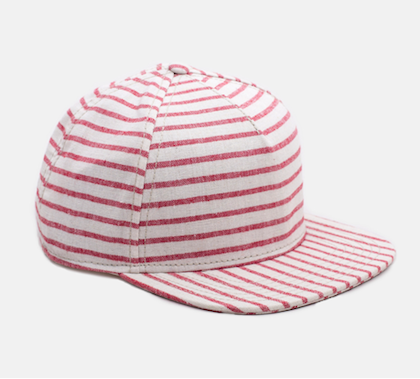 SATURDAYS SURF NYC STANLEY STRIPE BB CAP_f0111683_124612100.png